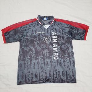 Camisa Ajax Umbro Abn Amro