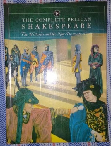 Livro The Histories And The Non Dramatic Poetry Shakespeare