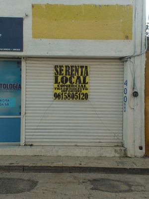 Se Renta Local De 50m2 En Zona Residencial Comercial