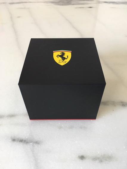 Relógio Scuderi Ferrari Italiano Modelo 0830540 Redrev