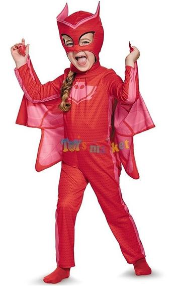 Disfraz Pj Masks Gecko Ululette O Cat Boy Heroes En Pijamas