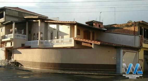 Casa Com Ponto Comercial Em Guarulhos - 496