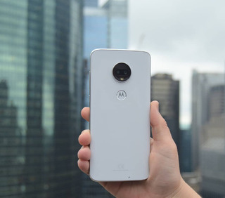 Celular Motorola Moto G7 Branco/polar