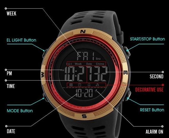 Relógio Digital Skmei 1251
