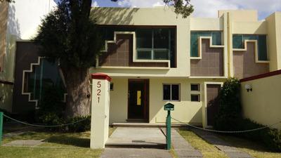 Casa Residencial, Zona Exclusiva Y Segura