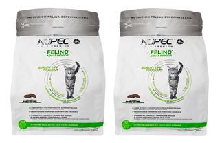 02 Nupec Indoor Adulto Gato 3kg Alimento Pienso Felino +