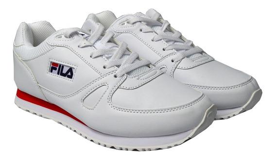 Tenis Fila Hombre Blanco Cress 2020 White 1cm00642125