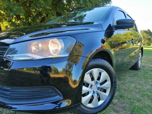 Volkswagen Voyage 1.6 Comfortline Con Gnc 2013
