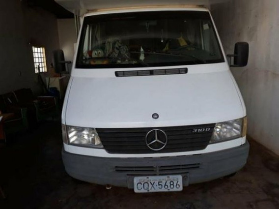 Sprinter Chassi 2.5 Pick-up 310 Diesel 2p Manual