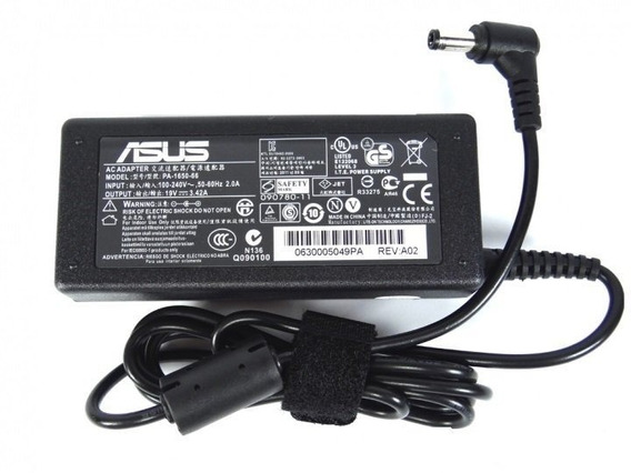 Fonte Asus X45c X45u X53 X55a X501 K53e 19v 3.42a 5.5 2.5
