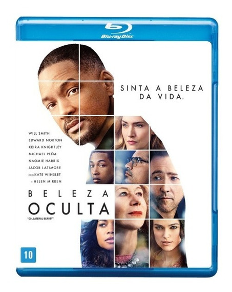 Blu-ray Beleza Oculta - Original - Lacrado