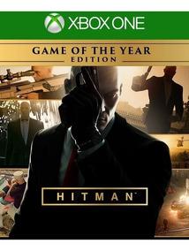 Hitman Edição Jogo Do Ano Xbox One Digital Online