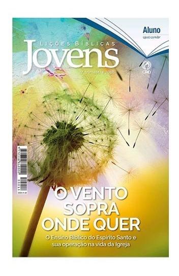 Revista Ebd Cpad 4 Trimestre 2018 Aluno Jovens(10 Unidades)