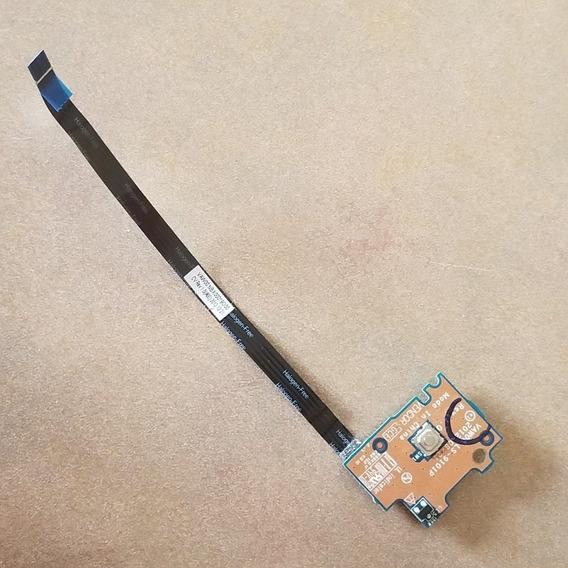 Botão Placa Power Notebook Dell Inspiron 15-3537