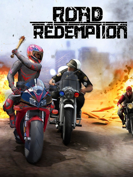 Road Redemption Midia Digital Original Ps4 1