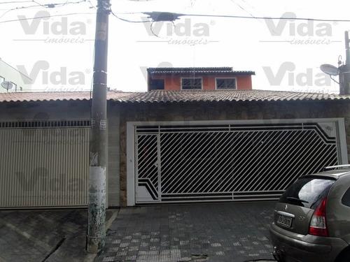 Sobrado À Venda Em Quitaúna  -  Osasco - 26308