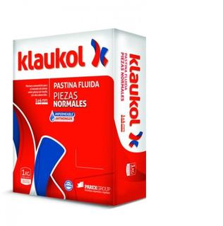 Klaukol Pastina Fluida Impermeable 1 Kg Casa Bureu