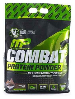Musclepharm Combat Powder Proteína Advanced Release Time, Le