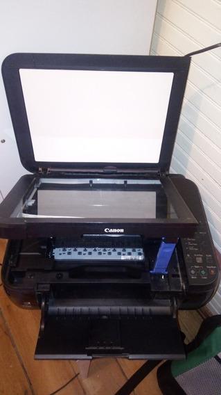 Impressora Canon Mp280, Sem O Cartucho Canon 210