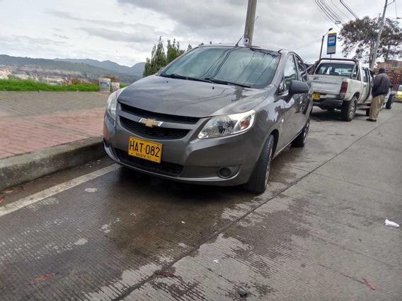 Chevrolet Sail Ls 100% Asegurable