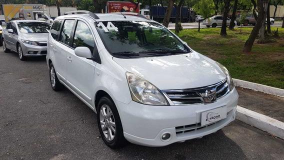 Nissan Grand Livina 1.8s 7 Lugares