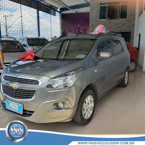 Chevrolet Spin Ltz 1.8 8v Econo.flex 5p Mec. Flex 2013