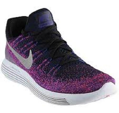 Zapatillas H Nike Lunarepic Low Flyknit 2 863779 015 Us 9.5