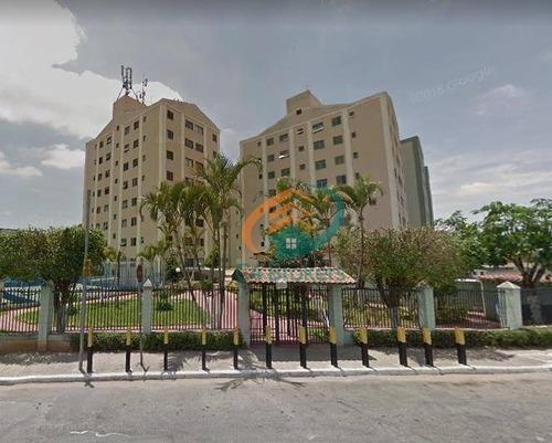 Imagem 1 de 20 de Apartamento Com 2 Dormitórios À Venda, 52 M² Por R$ 245.000,00 - Jardim Cumbica - Guarulhos/sp - Ap2271