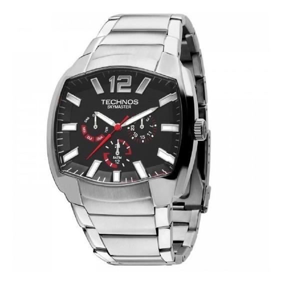Relógio Technos Skymaster Performance 6p29aew/1p 12x S Juros