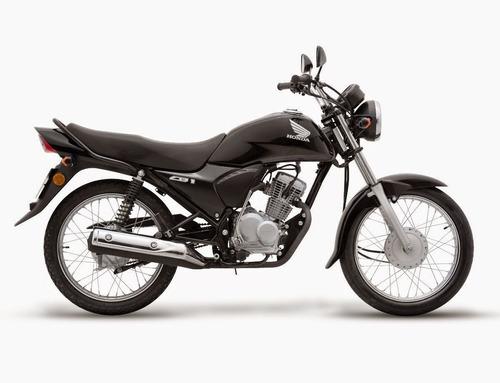 Honda Cb1 125 En Stock Financia En 60 Cuotas Delcar Motos®