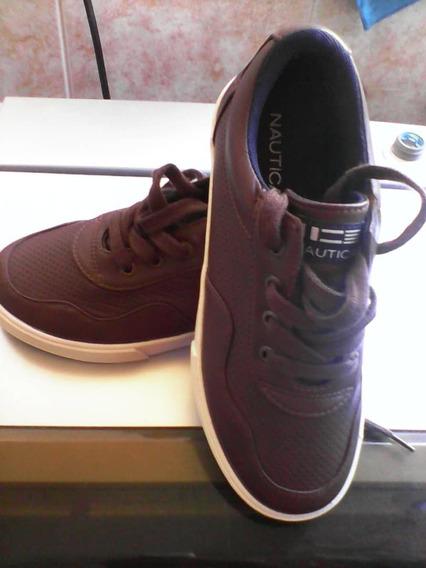 Zapatos Nautica (originales -como Nuevos) Talla 32