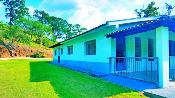 Sítio Rural À Venda, Santo Aleixo, Serra Negra. - Si0076
