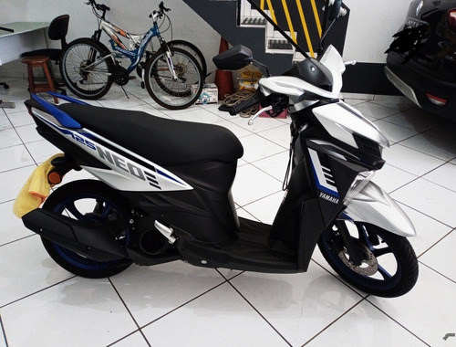 Imagem 1 de 7 de Yamaha Neo 125 Ubs 2021