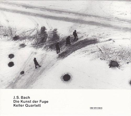El Arte De La Fuga/keller Qt - Bach (cd)