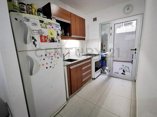 Departamento De 1 Dormitorio Con Terraza Privada En Venta En La Plata