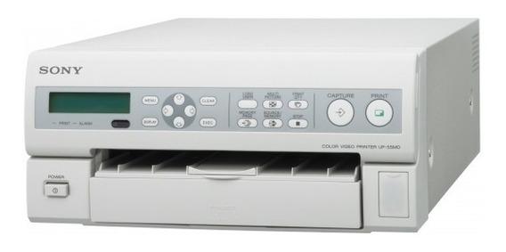 Impressora De Vídeo Em Cores Sony Up-55md A5 Médica