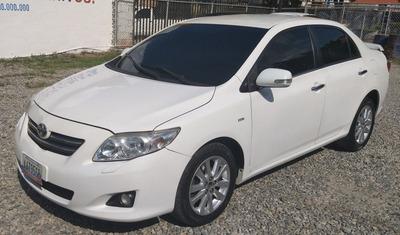Toyota Corolla Gli 1.8 Blanco Sincronico