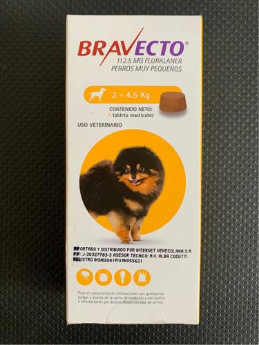 Bravecto 2-4 Kg
