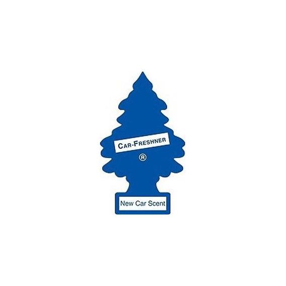 Little Trees Car Freshener New Car Scent (paquete De 24)