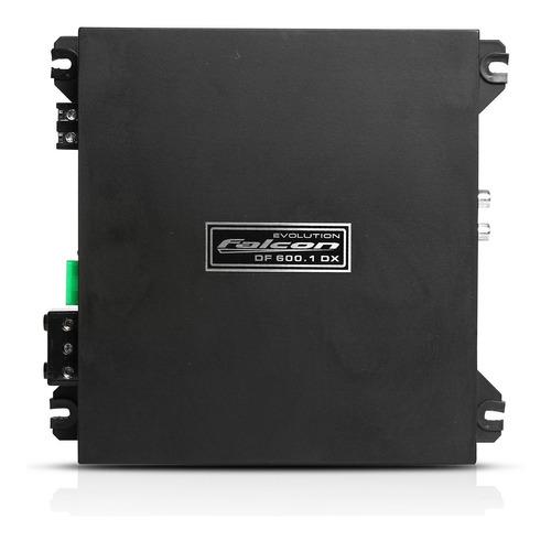 Módulo Amplificador Digital 600w Rms 1 Canal Mono Df600.1 Dx
