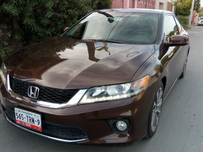 Honda Accord Ex-l V6 Coupe At 3.5l V6 Sohc 24v