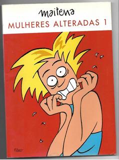 Hqs Maitena Mulheres Alteradas Nº 01 Esp-2003( Black Friday)