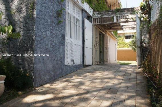 Casa Para Venda Em São Paulo, Morumbi, 4 Dormitórios, 2 Suítes, 4 Banheiros, 6 Vagas - 2297_2-714697