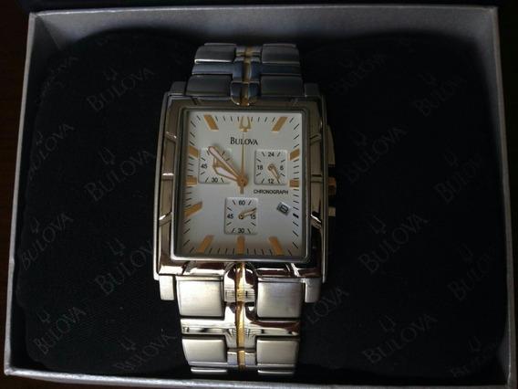 Bulova Bracelete 98b36 - Chrono