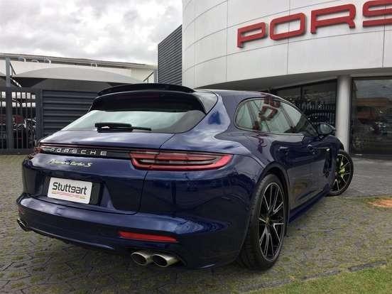 Porshe Panamera 4.0 V8 E-hybrid Turbo S Sport Pdk 2020 Zeroo
