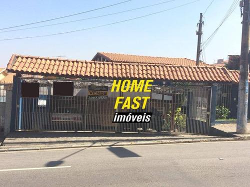 Casa Ótima À Venda! - Ca0117