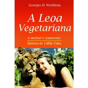Livro A Leoa Vegetariana