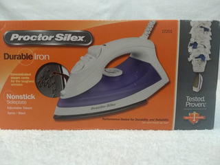 Plancha Durable Proctor Silex 2018 22-0041050