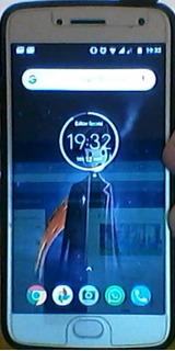 Celular G5 Plus Usado