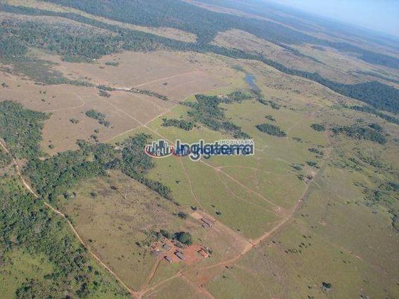 Fazenda Rural À Venda, Zona Rural, Juara - . - Fa0008